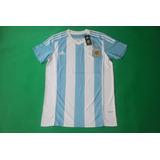 Camiseta Argentina Titular 2015 Ho