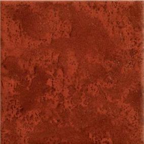 Cotto Cortines Roja 30x30 1ra Ceramica