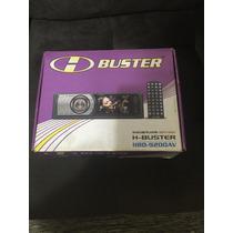 Dvd H Buster Hbo 9200 Av Dvd Usb Mp3 Entrada Aux