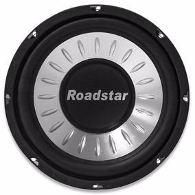 Alto Falante Subwoofer (10pol)(250w)(un)(roadstar)(rs1053
