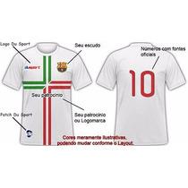 Jogo De Camisa Personalizado,uniforme Esportivo,calção,abada