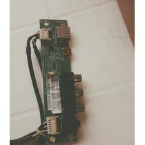 Placa Av Usb Lateral Semp Toshiba Lc3246wda