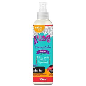 Spray Térmico - Renova Cachos Salon Line - 300ml
