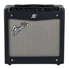 Fender Mustang I V2 . Amplificador De Guitarra Cubo 20w Loja