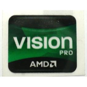 Adesivo Original Amd Vision Pro