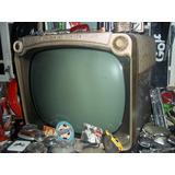 Antiguo Tv Años 50s Ideal Decoracion Ambientar Retroclásicos
