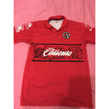 Camisa Tijuana Mexico Futebol Vermelha Tam M