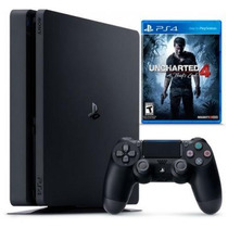 Playstation 4 500 Gb Mod-2015a Com Jogo Envio Imediato