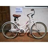Bicicleta Vintage Retro Cruiser R24