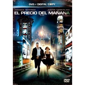 Dvd El Precio Del Mañana (in Time) 2011 - Andrew Niccol