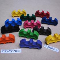 Crayones - Souvenirs - Superheroes - Batman - Pack X 48