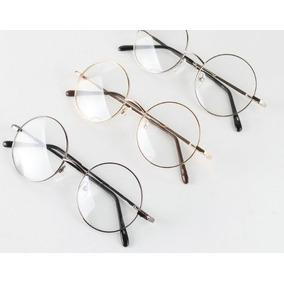 Óculos De Grau Redondo - Óculos Armações em Ceará no Mercado Livre ... f590679d84