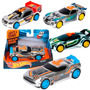Auto Hot Wheels Con Luz Y Sonido Edge Glow Cruisers - 90600