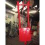 Guincho De Obra (coluna) Velox - 400kg Motor Weg 3 Cv