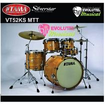 Bateria Tama Silverstar Vt52ks Mtt - Silverstar Tamo Ash