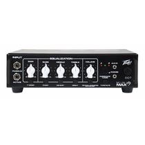 Amplificador Para Bajo 500w Peavey Mini Max 500