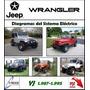 Diagramas Sistema Electrico Jeep Wrangler 1987 - 1995