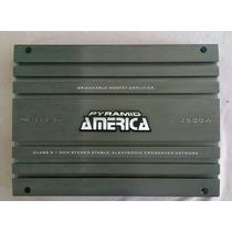 Amplificador Monoblock 2500 Watts + Bajo Kikers 12 Cvx 1500