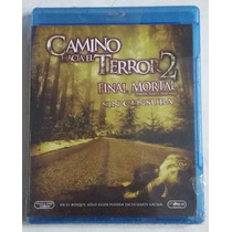 Bluray Camino Hacia El Terror 2 Dinal Mortal Wrong Turn 2