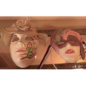 Máscaras De Cerámica Romana Y Sofisticada