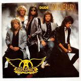 Aerosmith - Dude Ep 7 Heavy Metal Rock Bon Jovi Europe