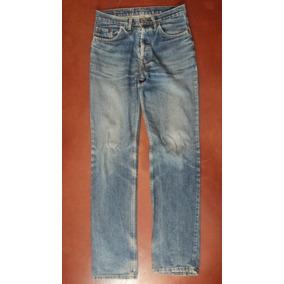Jean Levis 501 Talle W30 L36 Para Talle 30 Original Italiano