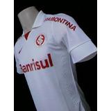 Camisa Internacional Inter Jogador Oficial 2 Nike 2013 2014