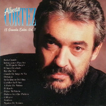 Alberto Cortez Cd 15 Grandes Exitos Vol. 2 1989 Canada