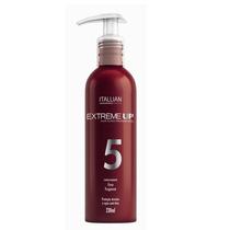Liso Fugace Nº 5 230ml Itallian Hair Tech Extreme-up Clinic.