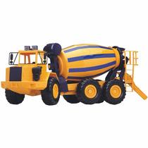 Caminhão Gigante Betoneira Columbus - Roma Brinquedos
