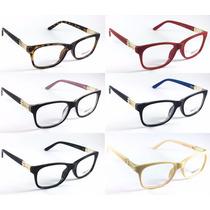 Óculos Feminino Gucci Armação P/ Grau - Qualidade