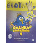 Box Galinha Pintadinha Vol 4 Dvd + Cd + Dedoches - C/ Nf