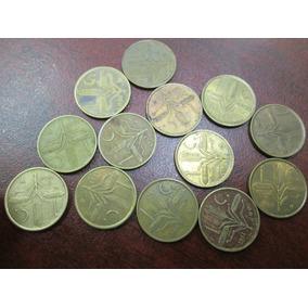 Monedas De 1 Centavos Espigas Serie Completa 1950 A 1973