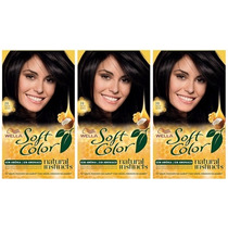 Soft Color Wella Kit 20 Negro X 3u Consulte Stock