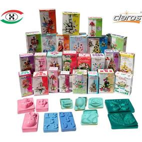 5 Kits De Moldes Para Foamy - Elige Los 5 Kits Que Deseas
