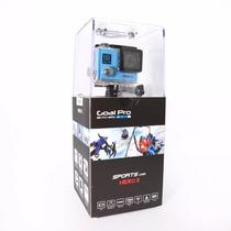 Câmera Goal Pro Hero 2 - Hd Com Acessórios - Azul Original