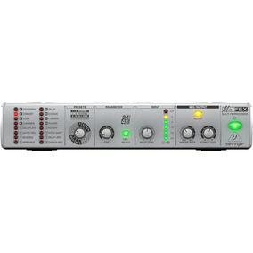 Behringer Minifex Fex-800 Procesador De Efectos 24 Bits