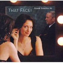 Cd Frank Sinatra Jr -that Face - Raro