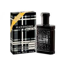 Perfume Masculino Paris Elysees Handsome Black 100ml
