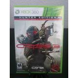 Crysis 3 Hunter Edition Xbox 360 Nuevo Citygame