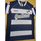 Camiseta Quilmes Atletico Club Lotto Original