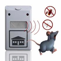 Repelente Eletrônico Rato Baratas Zika Dengue