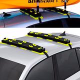 Portaequipaje Auto Porta Kayak-canoa-bote