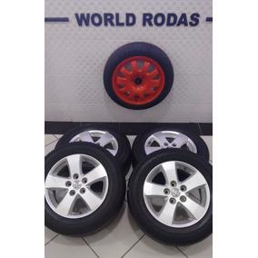 Jogo Rodas Dodge Journey Aro 17 5x127 Sem Pneus