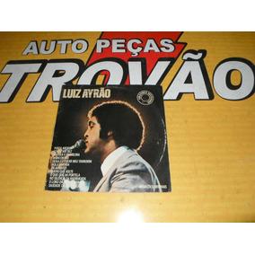 Disco De Vinil Luis Ayrão 1974 Os Grandes Sucesso