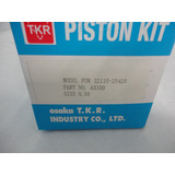 Kit De Piston Suzuki Ax100 0.50, 1.00, 1.50 Y 2.00