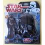 Muñeco + Mascara Star Wars Darth Vader Luz Y Sonido Oferta