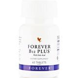 Vitamina B12 Forever Plus 500 Mcg, 60 Comprimidos