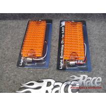 Chevrolet C/10, 69-70 Cuartos Delanteros De Parrilla Led Pa
