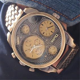 Reloj Oulm Calidad Igual A Seiko - Envio Gratis
